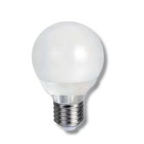 Lampada a led Sferica 220-240V 5.6W attacco E27 Bianco Neutro Lampo