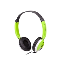 Cuffia Stereo Rocker DLX678 Trevi Colore Verde