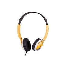 Cuffia Stereo Rocker DLX678 Trevi Colore Giallo