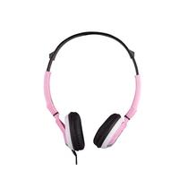 Cuffia Stereo Rocker DLX678 Trevi Colore Rosa