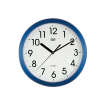 Orologio da parete 25cm Trevi Blu OM 3301