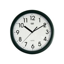 Orologio da parete 25cm Trevi Nero OM 3301