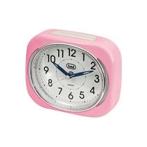 Sveglia Trevi SL3040 al quarzo colore Rosa con funzione snooze