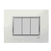 Placca ABB Square Lucent...