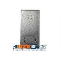 Interruttore Vimar Plana Silver 2P 16AX 14015.SL