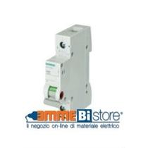 Interruttore Sezionatore 32A 1 Polo 1 Modulo Leva Grigia Siemens 5TL11320