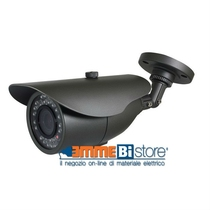 Telecamera All in one 700TVL Varifocal IP66 Comelit SCAM617A