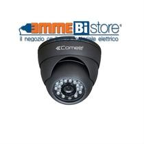 Telecamera Minidome 700TVL Grigia Varifocal IP66 Comelit SCAM637A/G