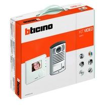 Kit Videocitofonico monofamiliare a colori Classe 100V12B Bticino 365511