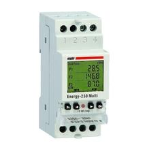 Contatore di energia da barra DIN visualizzazioni consumi Energy-230 Multi Vemer  VE429700