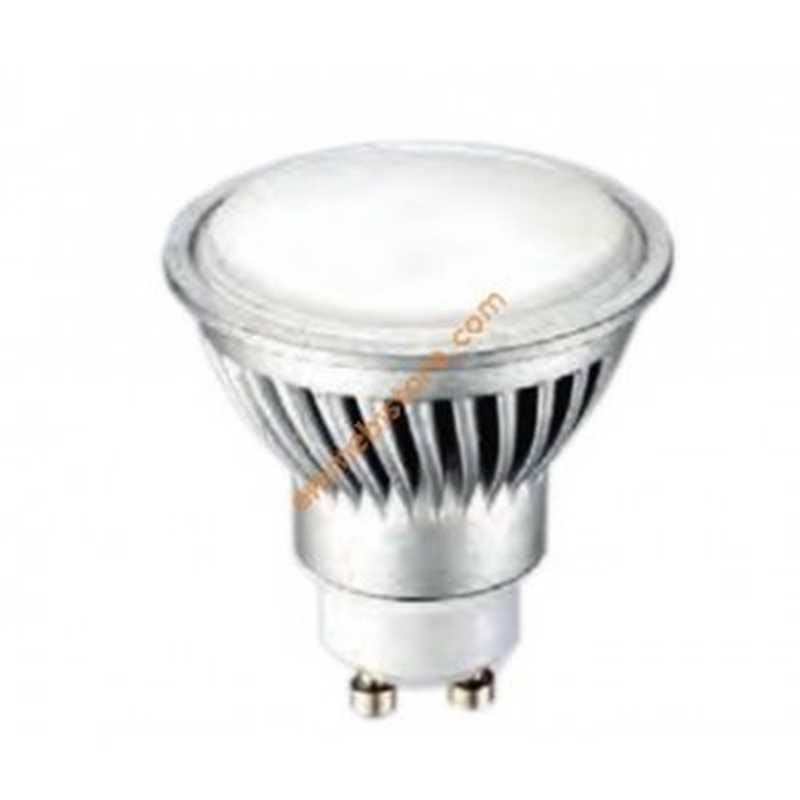 Lampada a Led 7,5W Attacco GU10 Lampo Luce Fredda