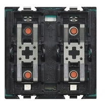 Comando attuatore 2 moduli Bticino Axolute MyHome H4671M2