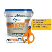 OFFERTISSIMA Secchiello Etelec di 500 tesselli con in Omaggio Forbice per Professionisti F30 HT ITALIA