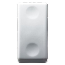 Invertitore Unipolare 16A Serie Civili Gewiss System White GW20579