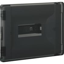 Centralino da incasso Bticino F315P8 con portello fumè per 8 moduli DIN da completare con scatola F315SC8 o F315S8