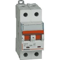 Sezionatore Bticino accessoriabile 2 moduli F72A16