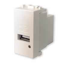 Caricatore USB 5V 1A Serie Civili Master Mix 21213