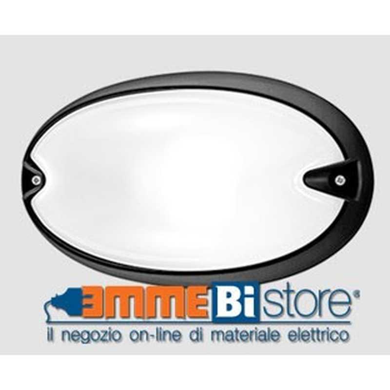 plafoniera ovale da parete lampada da esterno interno