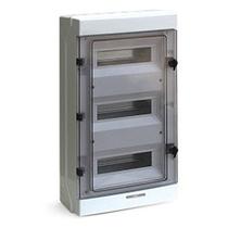 Centralino da parete tenuta stagna 36 Moduli Din IP65 AVE Q6536