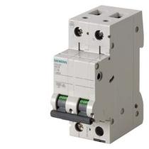 Interruttore Automatico Magnetotermico 2 Poli 2 Moduli 6A 10kA Siemens 5SL42067