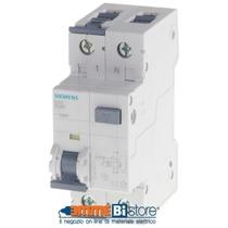 Interruttore Automatico Magnetotermico Differenziale 32A 300ma 4,5kA Siemens 5SU16531KK32
