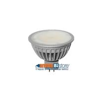 Lampada a led Gu5,3 12V 5W luce calda 3000K Wiva 12100206