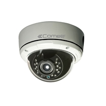 Telecamera IP Vandaldome FULL-HD, 2.8-12MM, IR 15M, IP66
