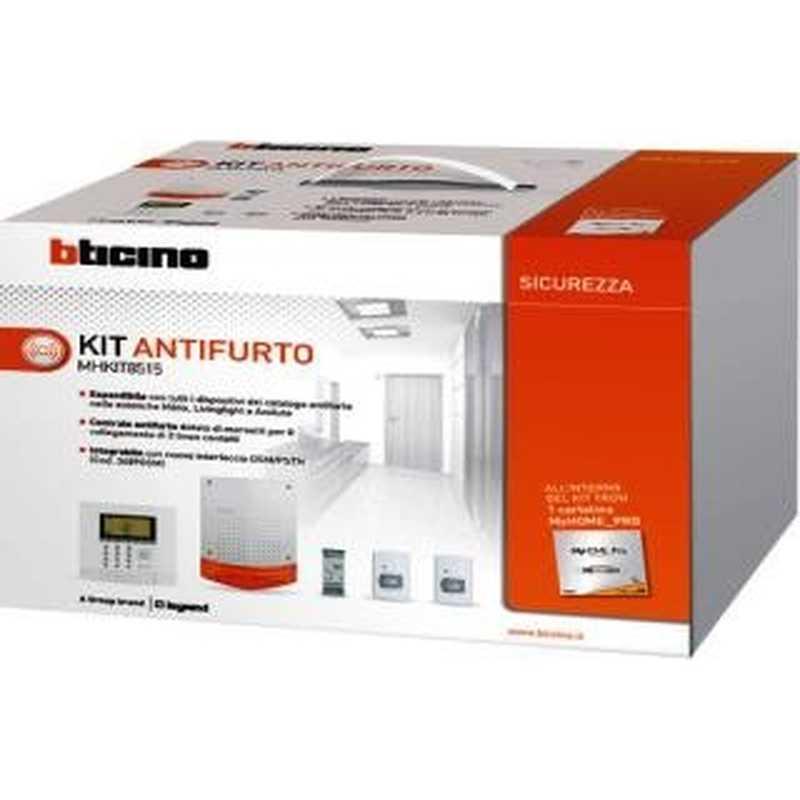 Offertissima kit antifurto bticino mhkit8515 - Allarme per casa prezzi ...