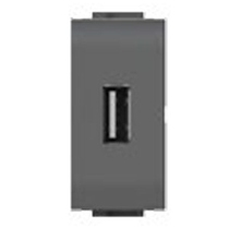 Caricatore Usb 1 posto 2.1A 4BOX compartibile per Living International  4B.L.USB