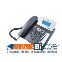 Telefono multifunzione studio 2 Plus Display LCD Inclinabile Urmet 4057/5