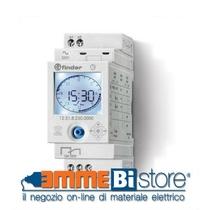 Interruttore orario settimanale digitale NFC Finder 125182300000