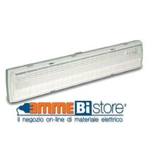 Lampada d'emergenza a parete IP65 Ticinque LED Beghelli 8595