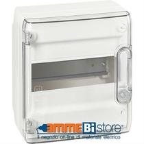 Centralino da parete por trasparente IP40 8 Moduli Bticino F305PT8