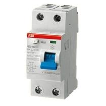 Interruttore differenziale Puro AC 40A 30mA 2 Poli ABB F427801