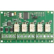 Modulo di espansione per 5 uscite a relè programmabili Bticino 4235