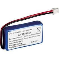 Batteria per sirena interna 4216 7,4V 850 mAh Bticino 4238