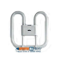 Lampada Fluorescente bifly 4 pin 16W Attacco GR8 6400K Wiva 12060724