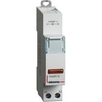 Portalampada Bticino per segnalazione a led spia rossa - 1 modulo FN40R110