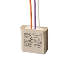 Relè elettronico passo passo temporizzato filare MTT500E Yokis 5454054