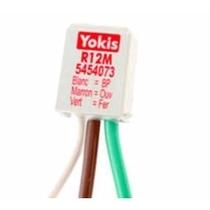 Accessorio per centralizzazione Doppio Pulsante R12M Yokis 5454073 kit 5 pezzi