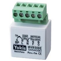Modulo per tapparella filare centralizzabile 500W MVR500E Yokis 5454090