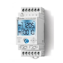 Temporizzatore multifunzione 110-220V AC/DC Smart Timer Finder 840202300000