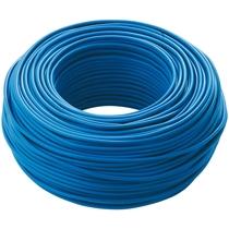 Cavo unipolare antifiamma FS17 2,5mmq Blu Matassa 100 Mt