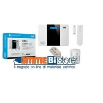 Kit wireless ZENO con comunicatore 3G integrato Urmet 1051/901