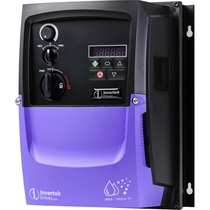 Inverter IP66 per motore trifase 0,75kW Optidrive E3 ODE-3-140022-3F1Y