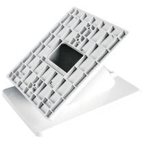 Base da tavolo per videocitofono e citofono serie Tab, bianco Elvox 753A