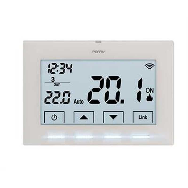 Cronotermostato Wifi display LCD Retroilluminato 1TXCR028WIFI