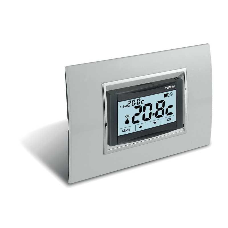 Termostato digitale da incasso Perry Touch screen modello 1TITE543