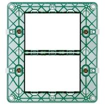 Supporto VIMAR PLANA 3+3 Moduli +viti 14619