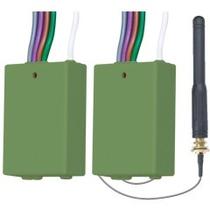 Trasmettitore Yokis radio a 4 canali da incasso E4BPP articolo 5454427